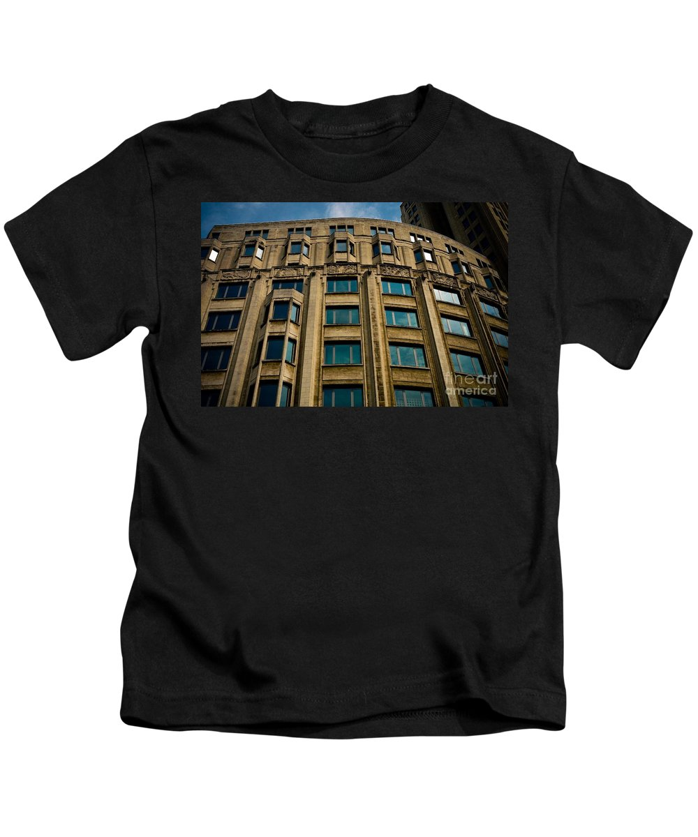 Flat Kids T-Shirt featuring the photograph Structure by Brothers Beerens
