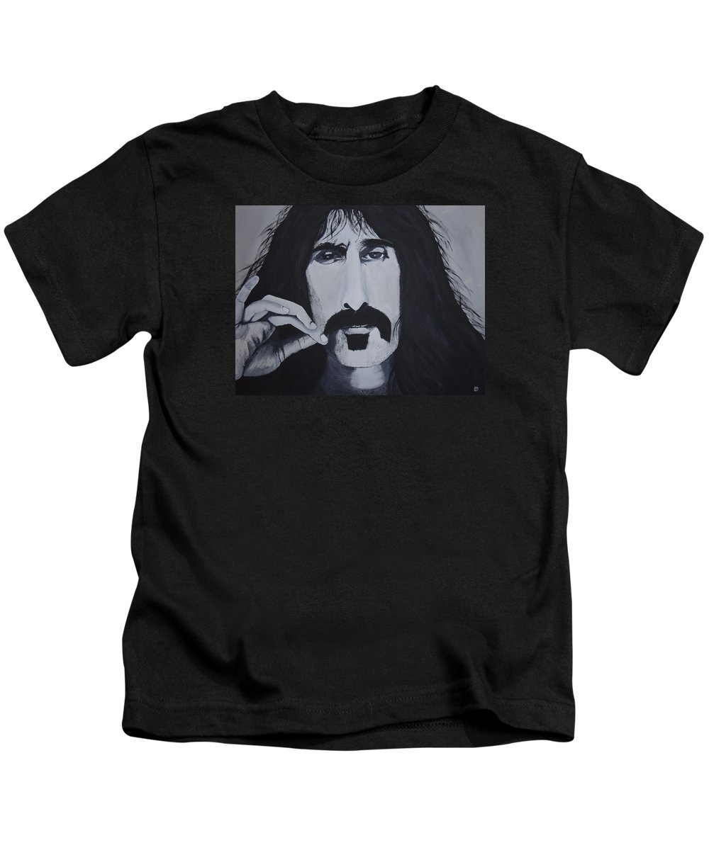 Suave Kids T-Shirt featuring the painting Suave 40-93 by Dean Stephens