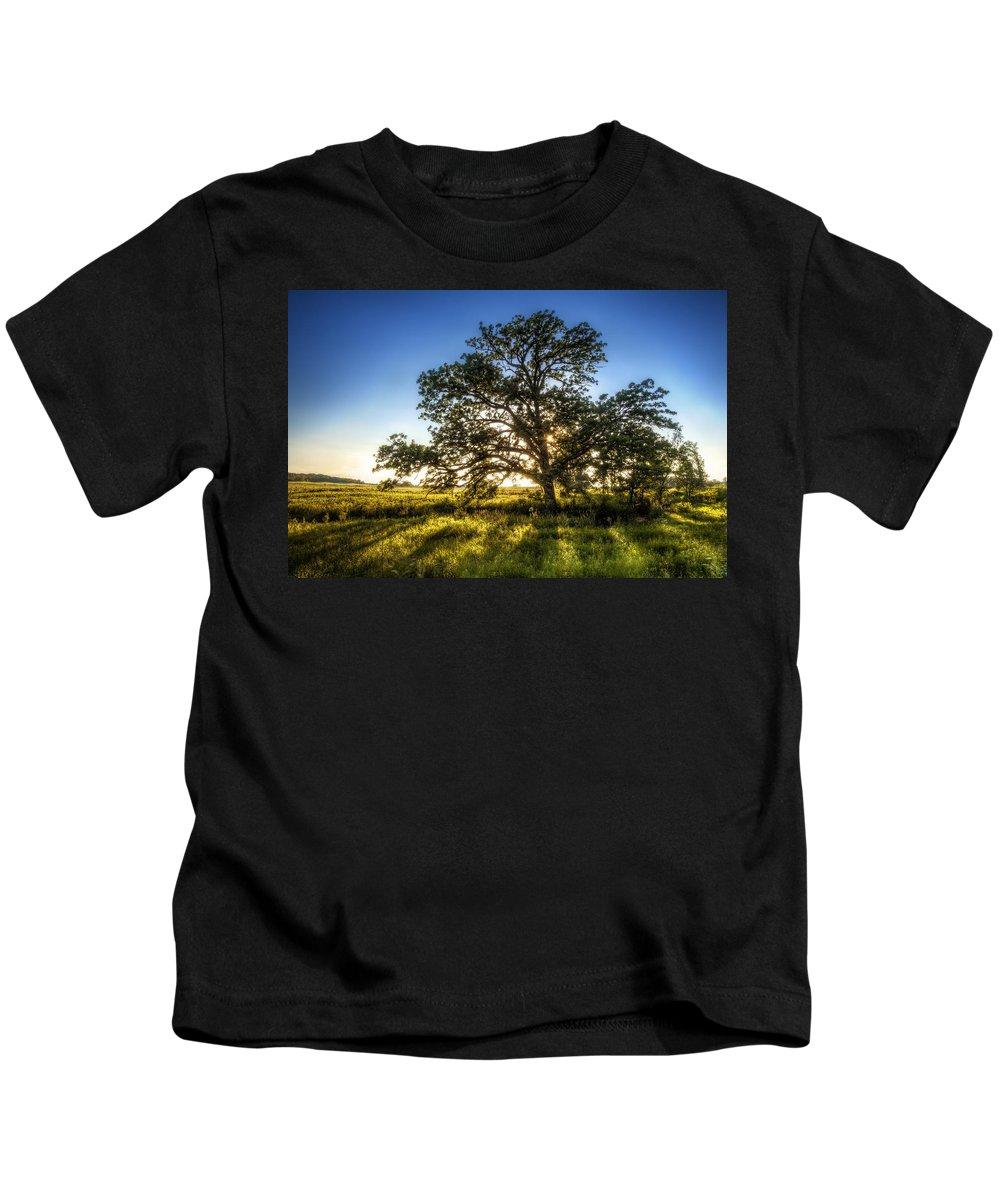 Clear Creek Photographs Kids T-Shirts