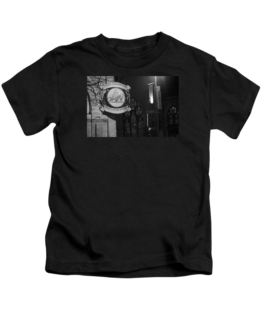 The Blatz Kids T-Shirt featuring the photograph The Blatz by Susan McMenamin