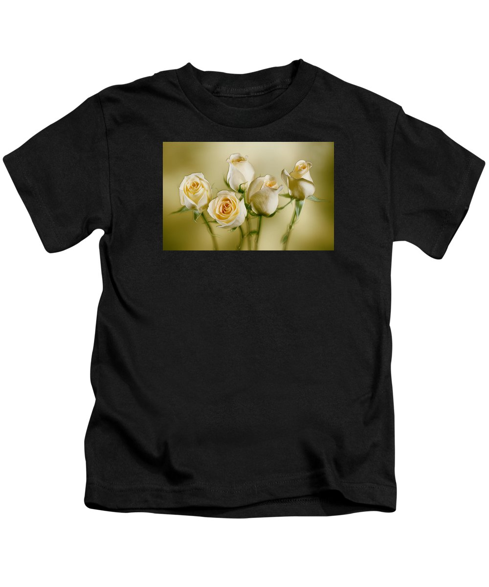 Timeless Kids T-Shirt featuring the photograph Timeless by Kirk Ellison