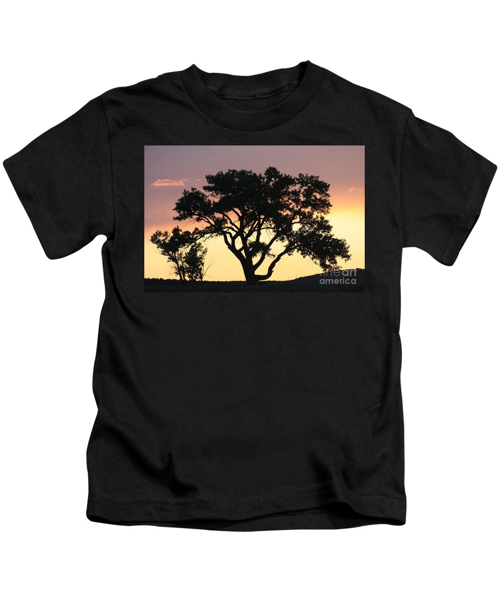 Tree Kids T-Shirt featuring the photograph Tree Of Life by Brandi Maher