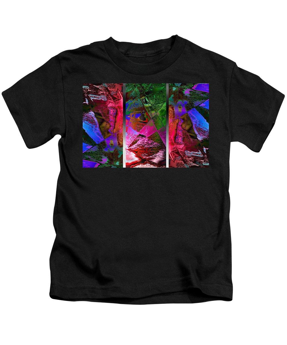 Payers Digital Art Kids T-Shirts
