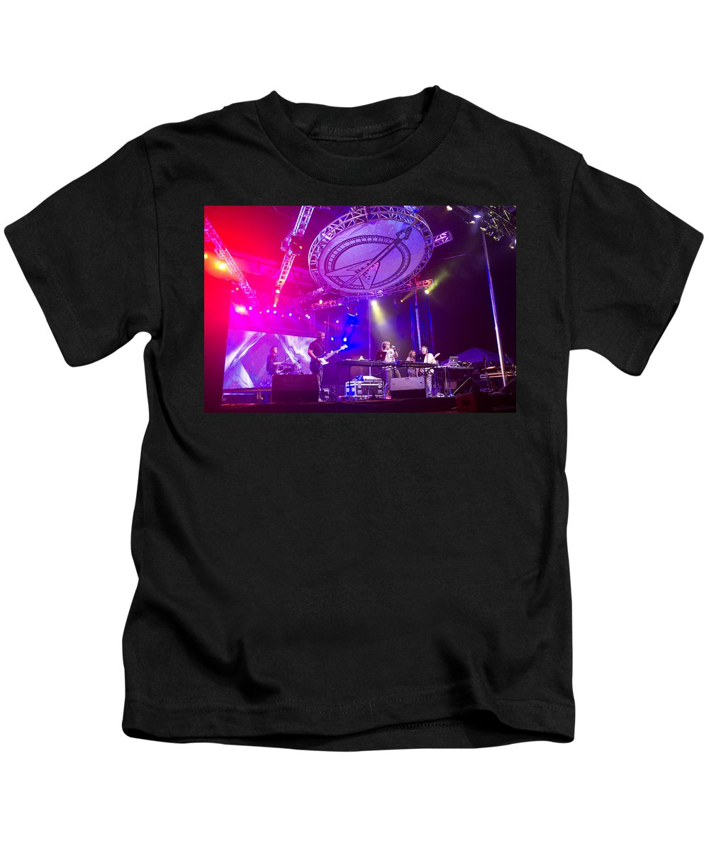 Tropo Kids T-Shirt featuring the photograph Tropo by Hugh Smith