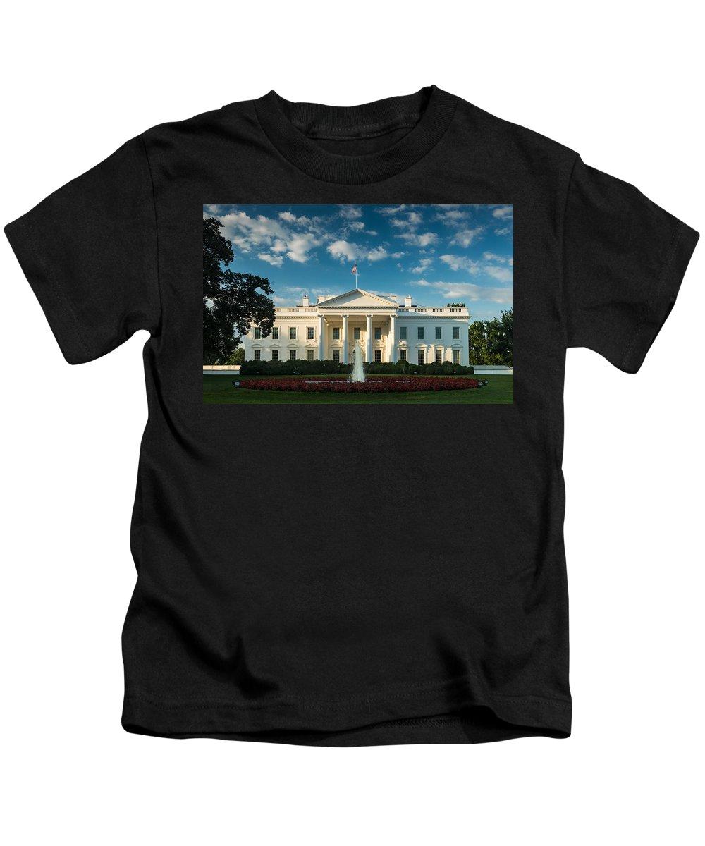Whitehouse Kids T-Shirts