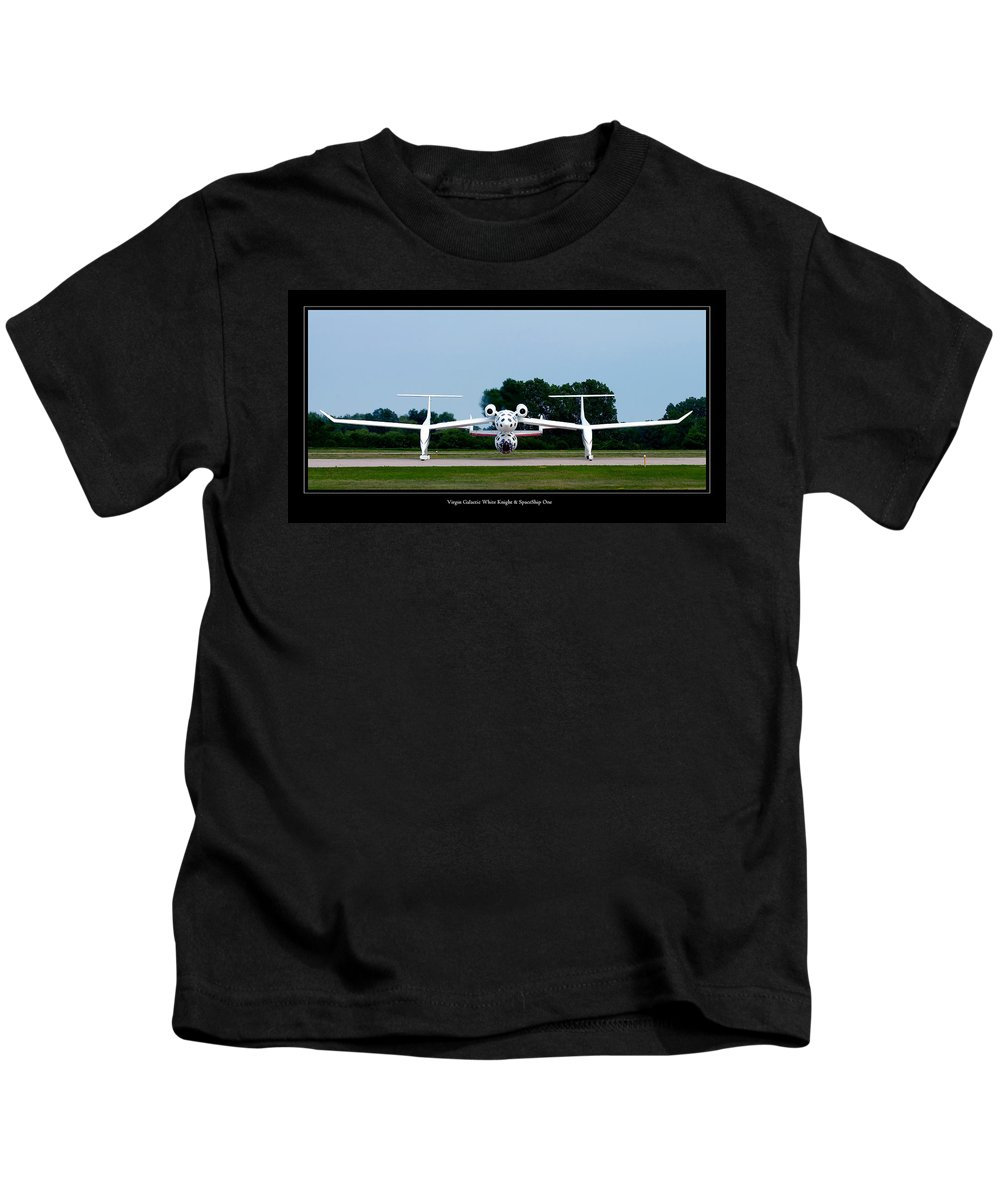 3scape Kids T-Shirt featuring the photograph White Knight by Adam Romanowicz