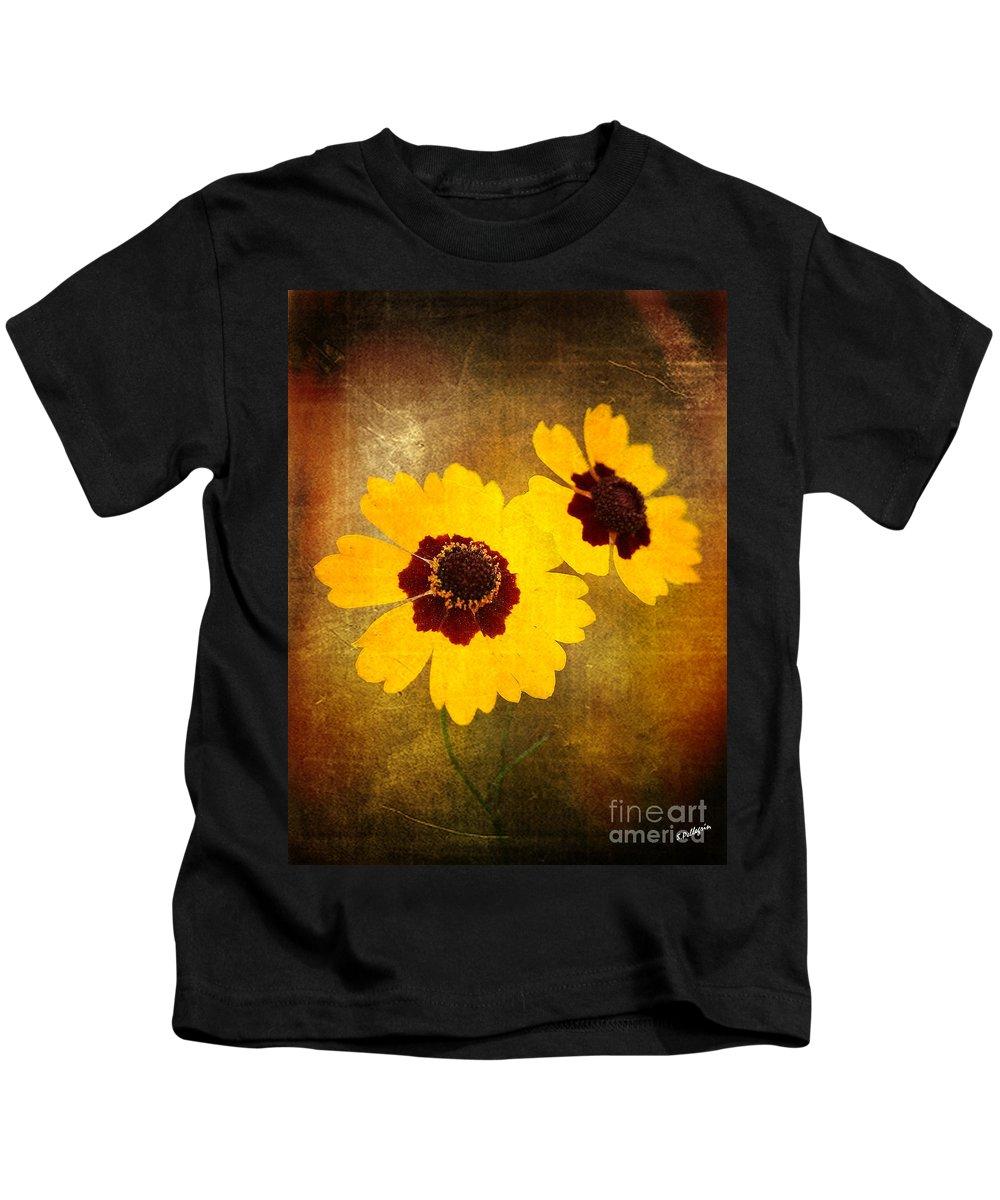 Flower Kids T-Shirt featuring the photograph Yellow Prize by Scott Pellegrin