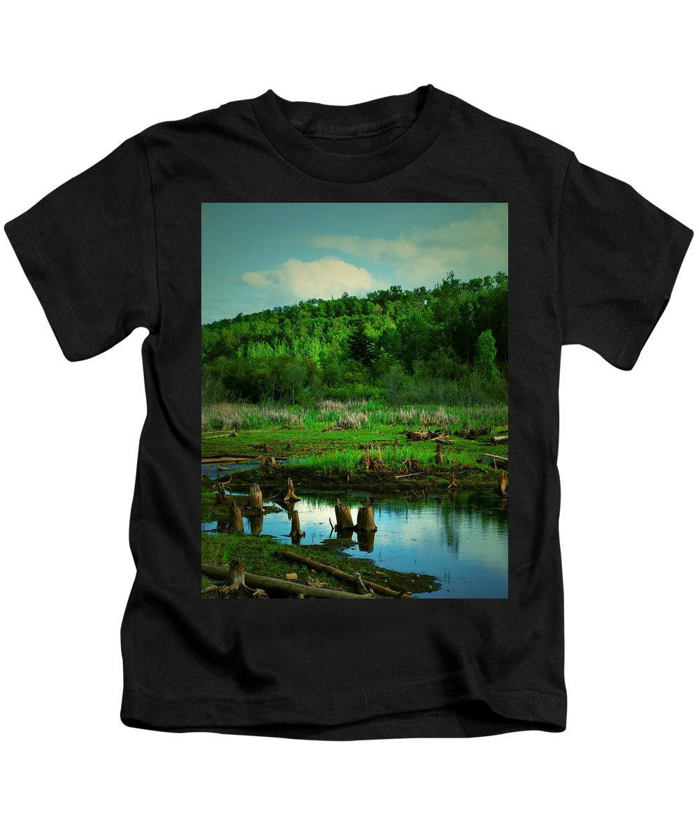 Art Photographs Photographs Framed Prints Photographs Kids T-Shirt featuring the photograph St Anne by The Artist Project