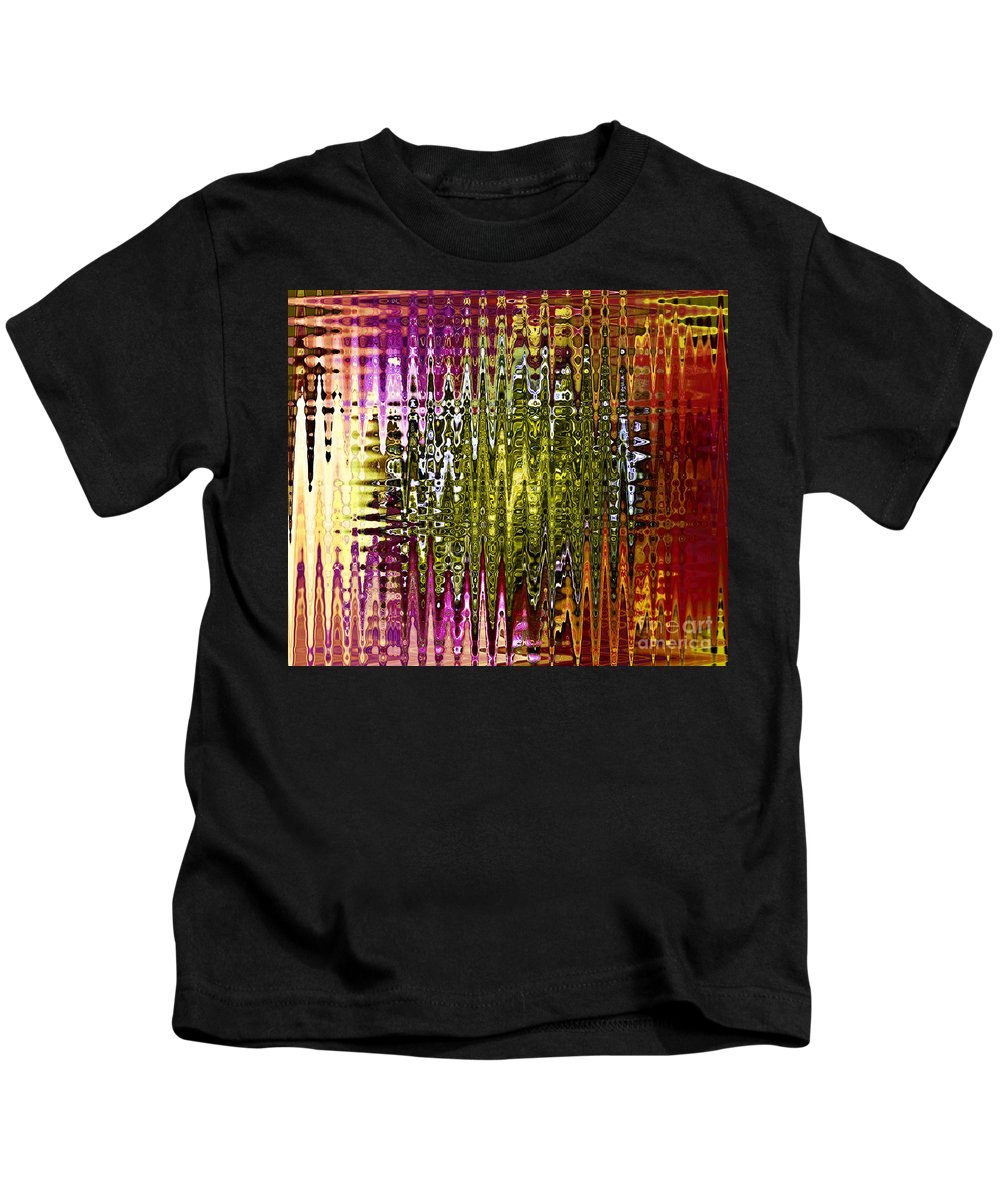 Abstract Kids T-Shirt featuring the photograph Abstract Iv by Bruce Bain