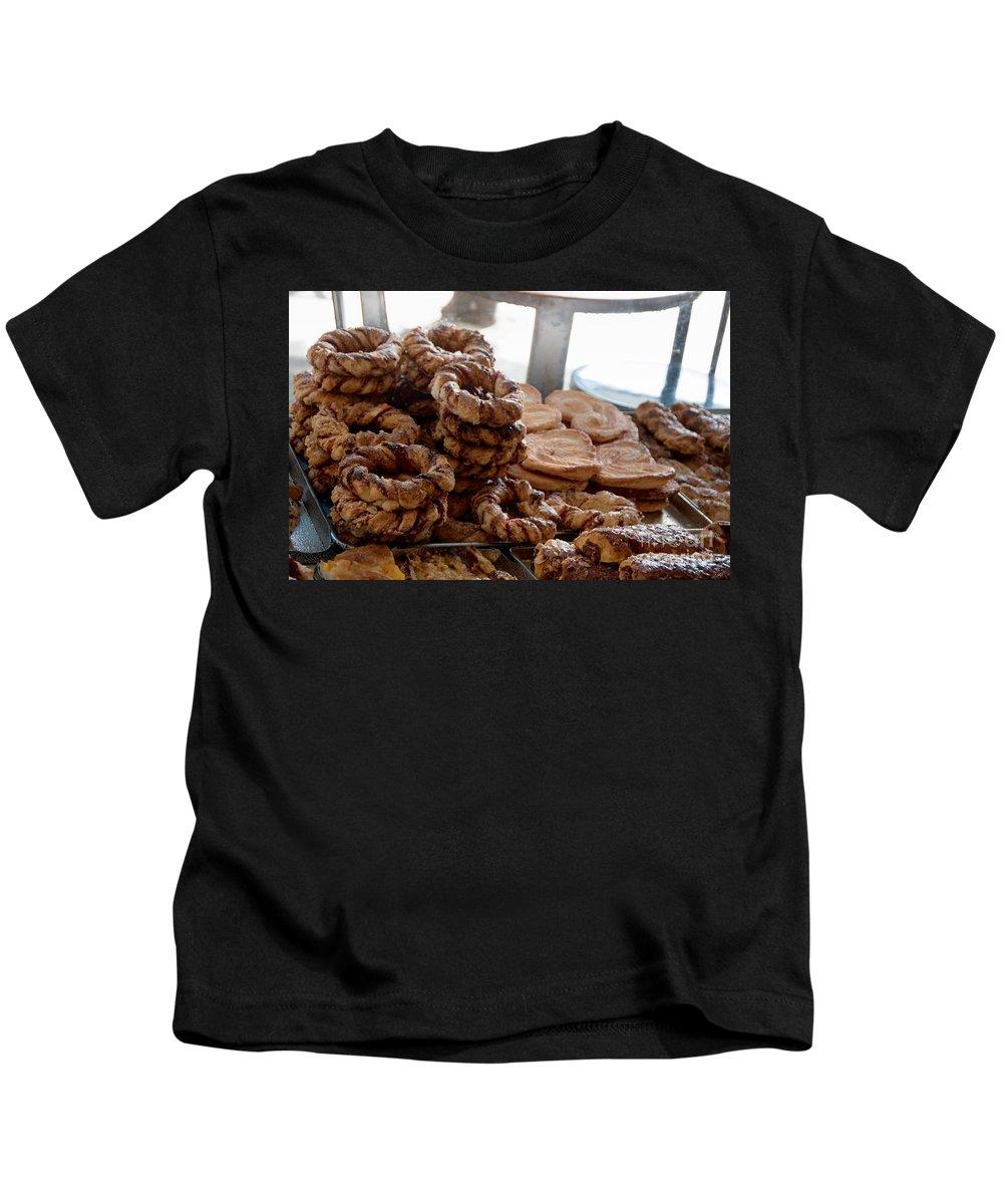 California Kids T-Shirt featuring the digital art San Francisco by Carol Ailles