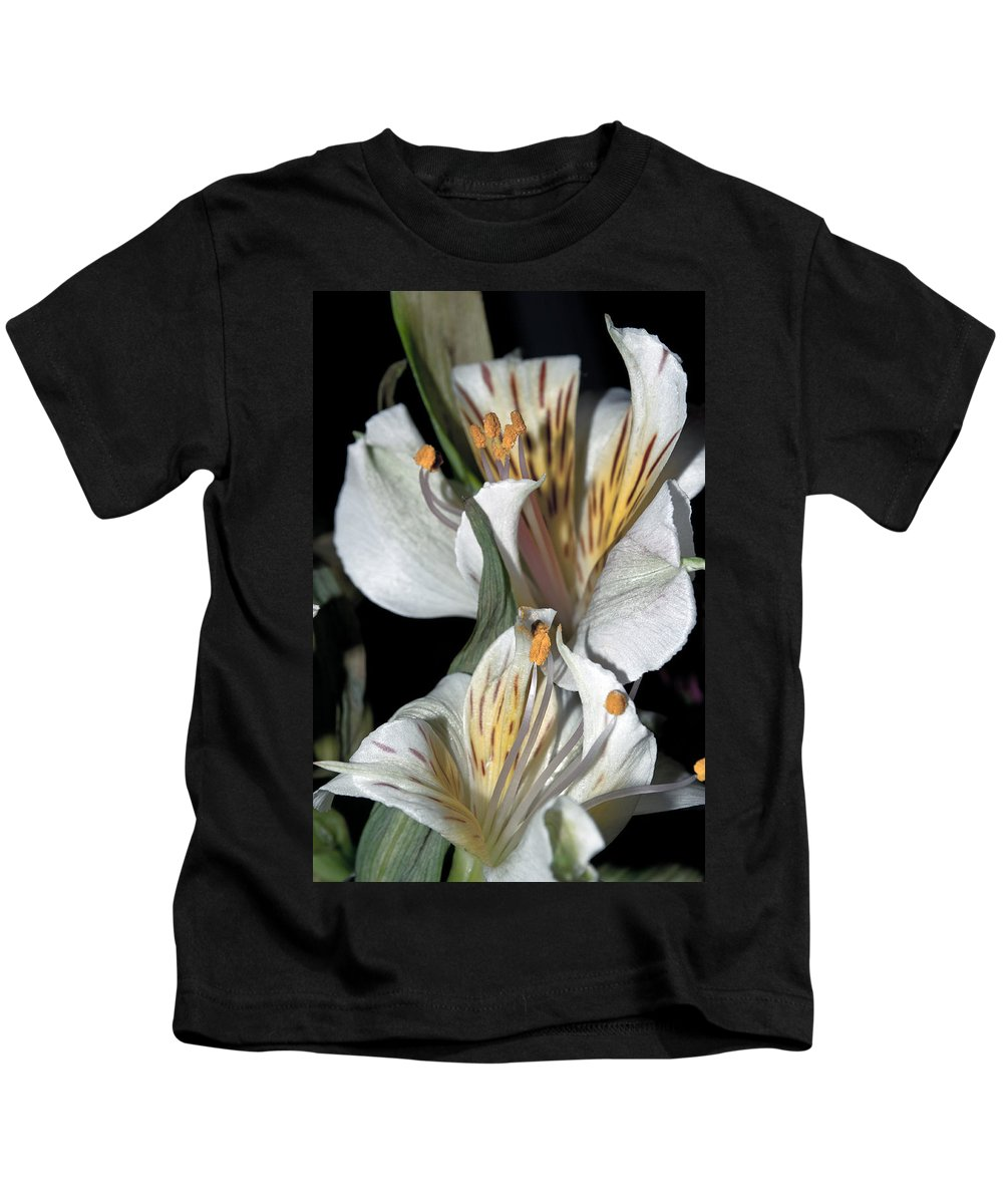 Flower Kids T-Shirt featuring the photograph Beauty Untold by Tikvah's Hope