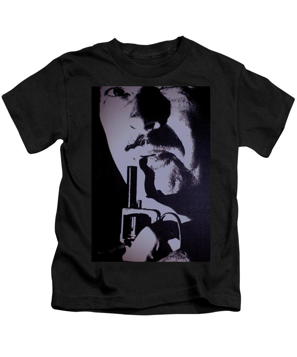 Colette Kids T-Shirt featuring the photograph Boerge Risgaard Danoesti by Colette V Hera Guggenheim