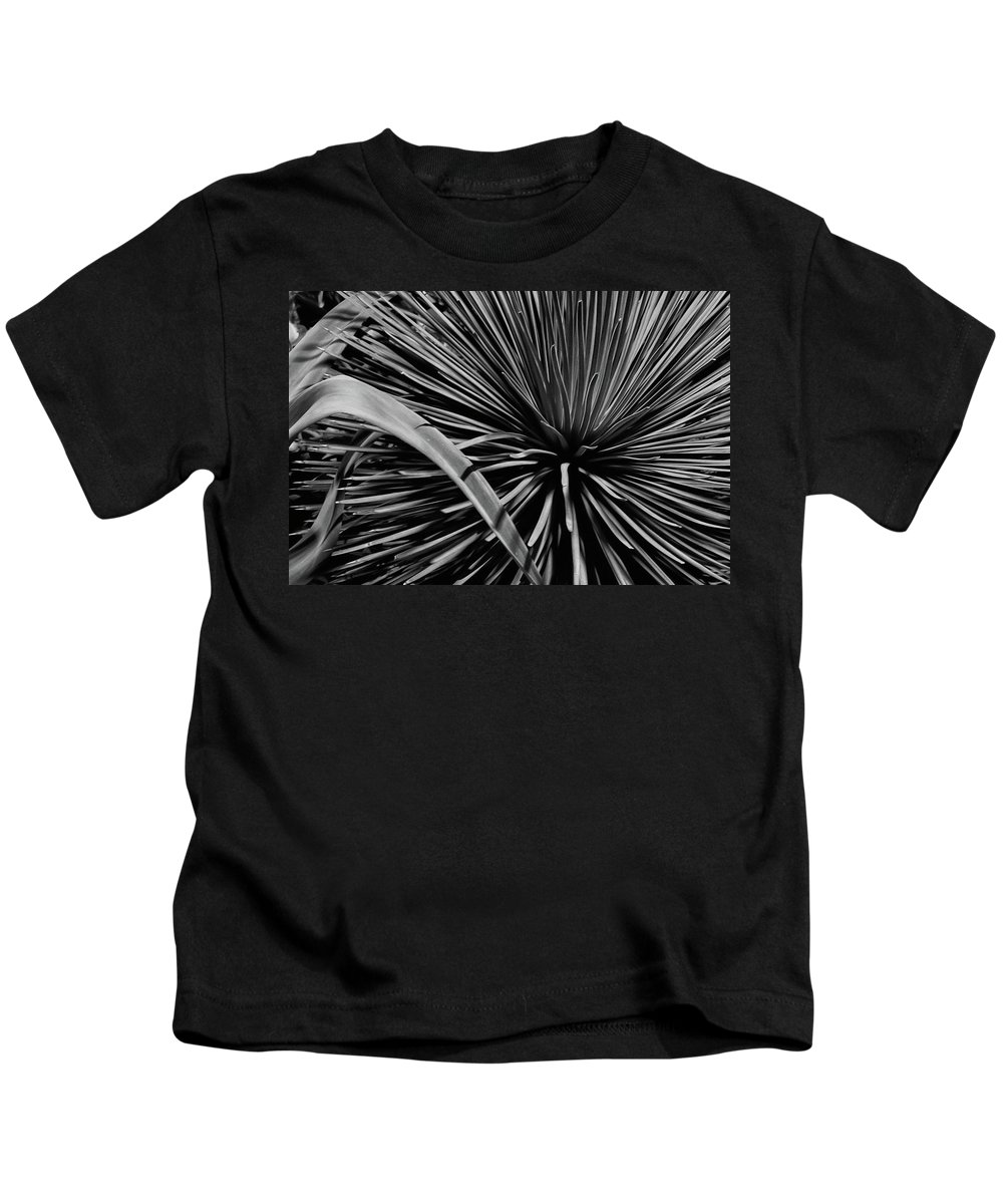 Guy Whiteley Kids T-Shirt featuring the photograph Converging by Guy Whiteley