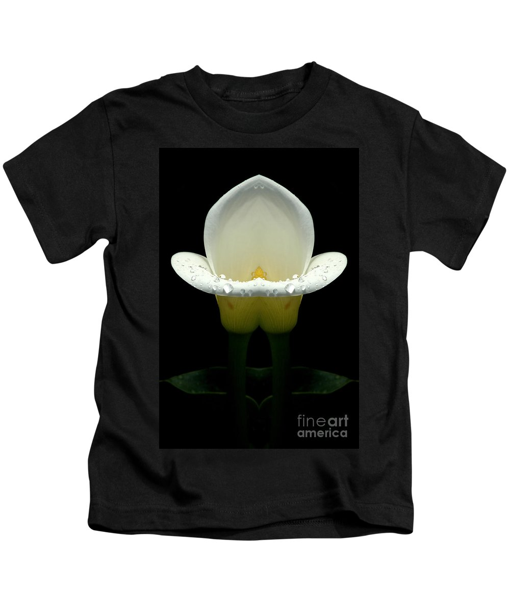 Kids T-Shirt featuring the photograph Creation 142 by Mike Nellums