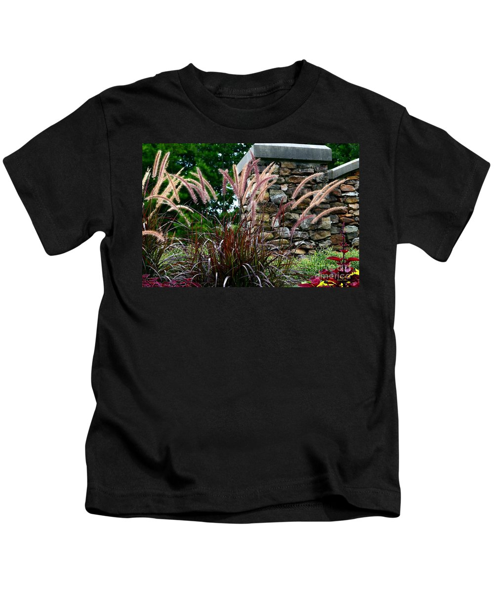 Floral Kids T-Shirt featuring the photograph Floral 10 by Maria Urso