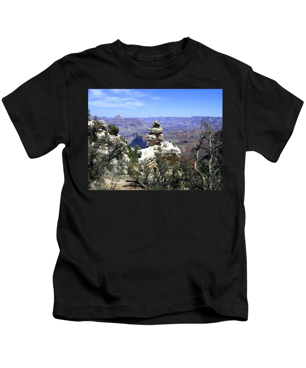 Grand Canyon Kids T-Shirt featuring the photograph Grand Canyon 33 by Will Borden