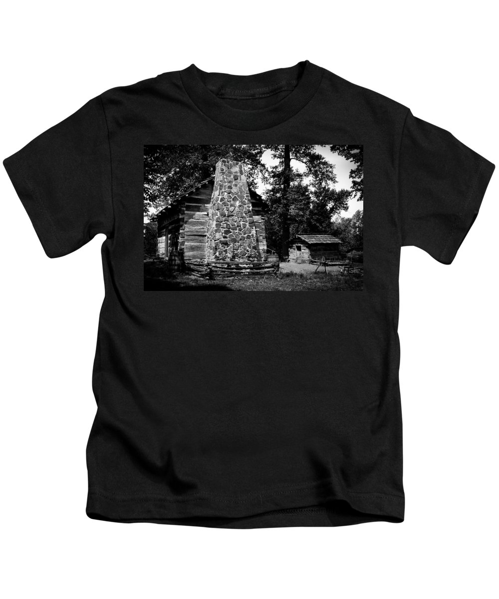 American Kids T-Shirt featuring the photograph Homestead by Jason Smith
