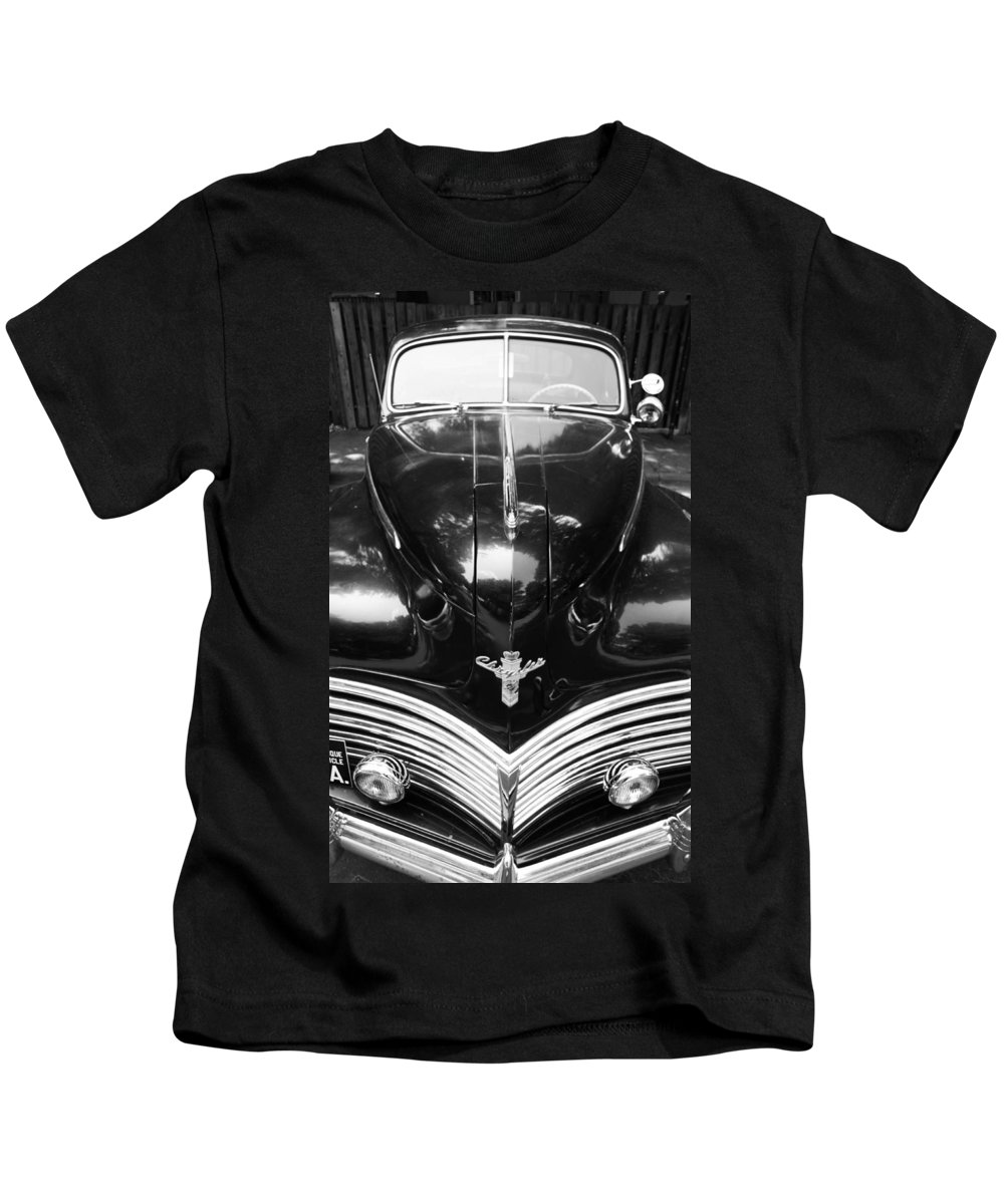 Automobile Kids T-Shirt featuring the photograph Hoodie by Phil Cappiali Jr