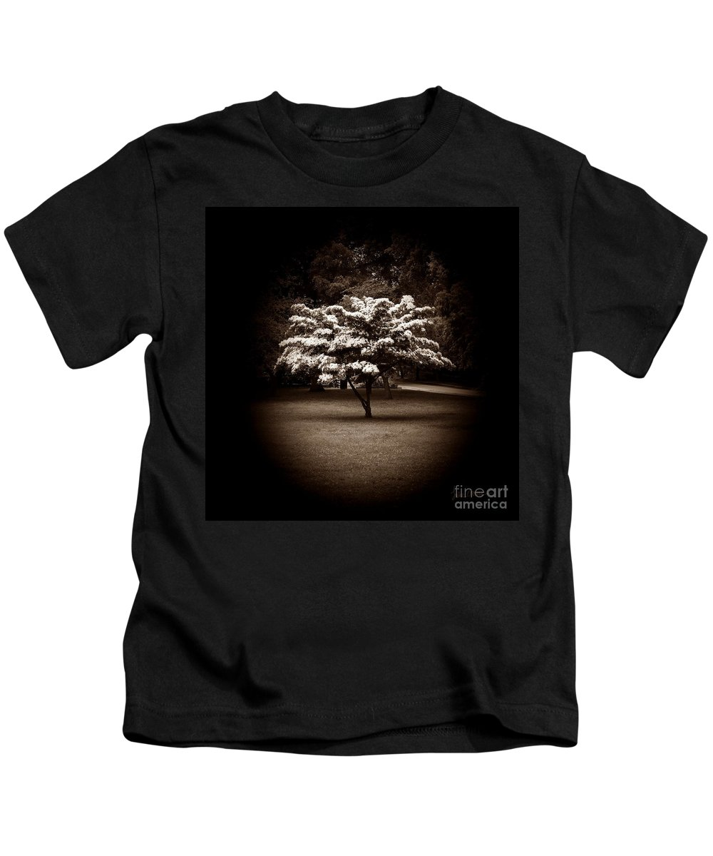 Memoir Kids T-Shirt featuring the photograph Memoir 1 by Luke Moore