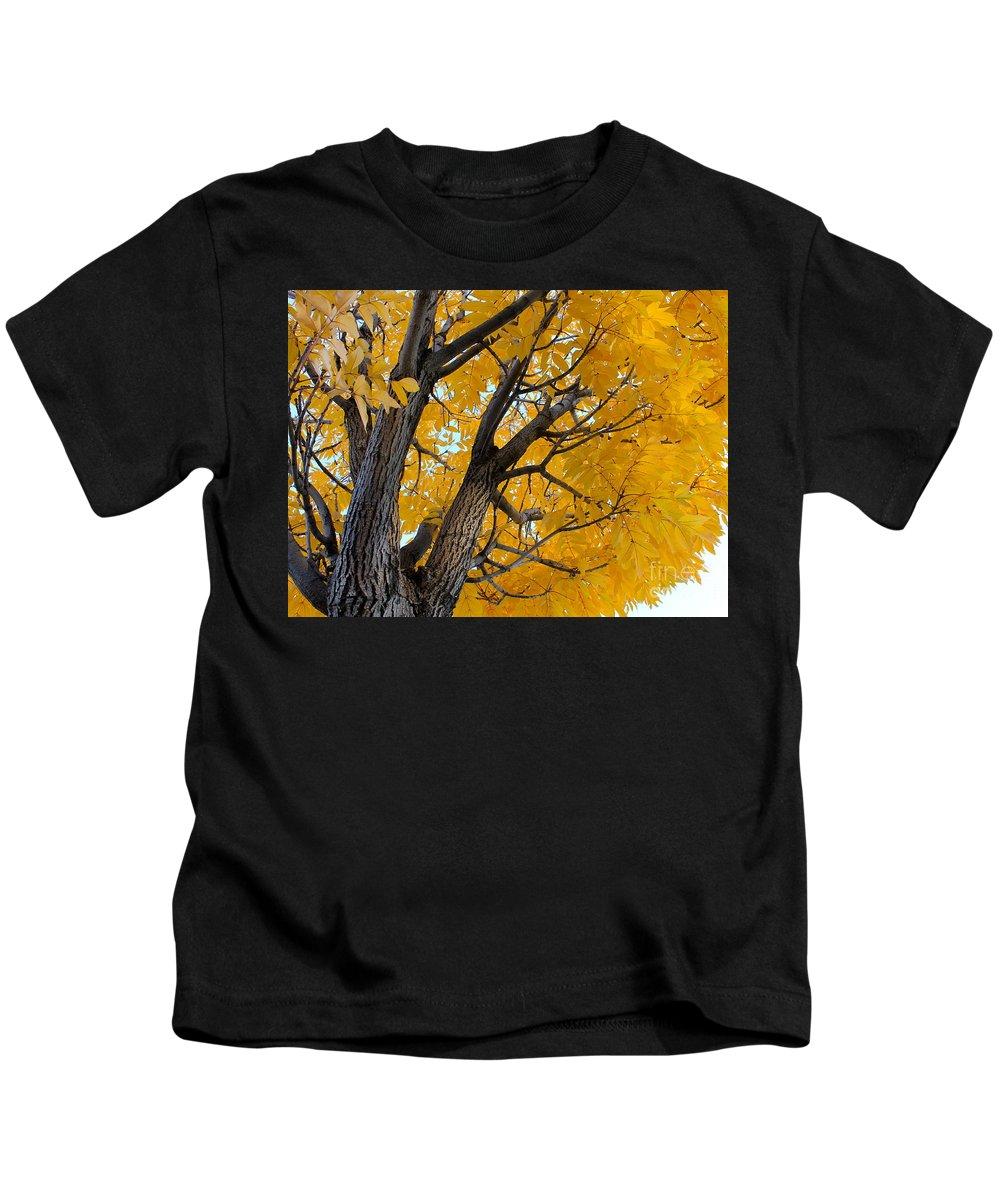 Moab Utah Kids T-Shirt featuring the photograph Moab Color Splash by Pamela Walrath