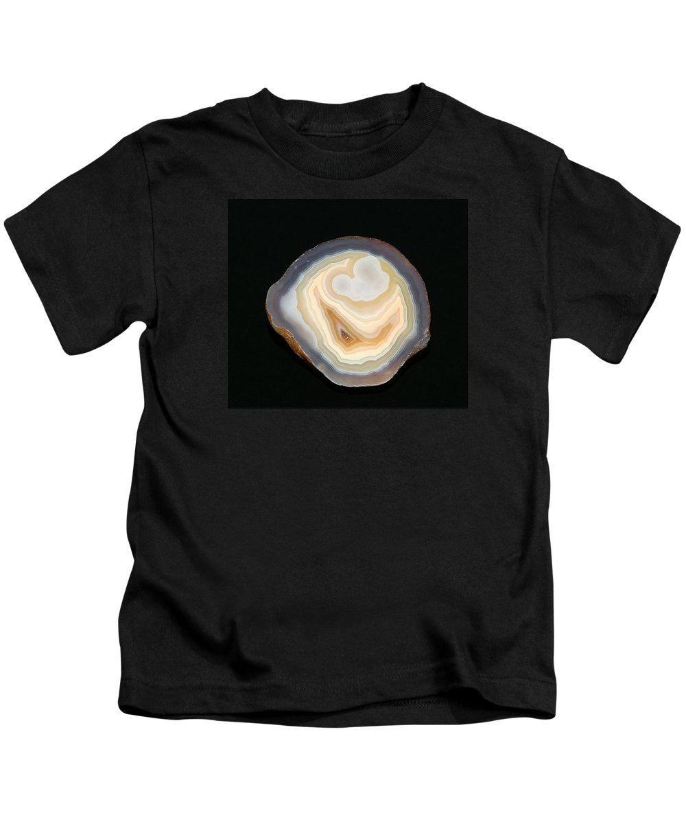Agate Kids T-Shirt featuring the photograph Moctezuma Smile by Bill Morgenstern