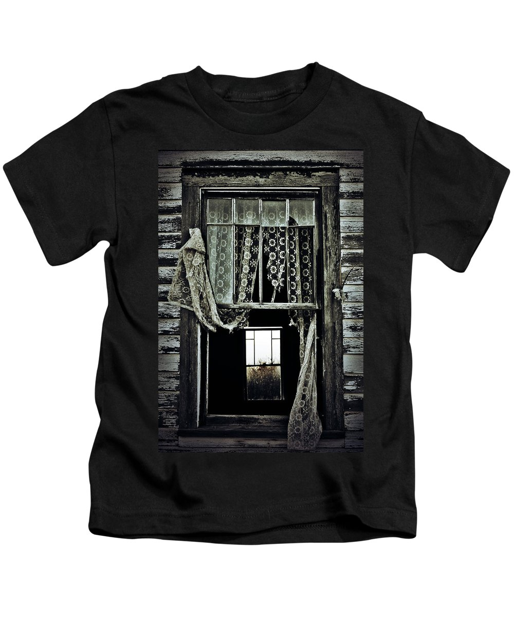Street Photographer Kids T-Shirt featuring the photograph Nineteen Thirty Three by The Artist Project
