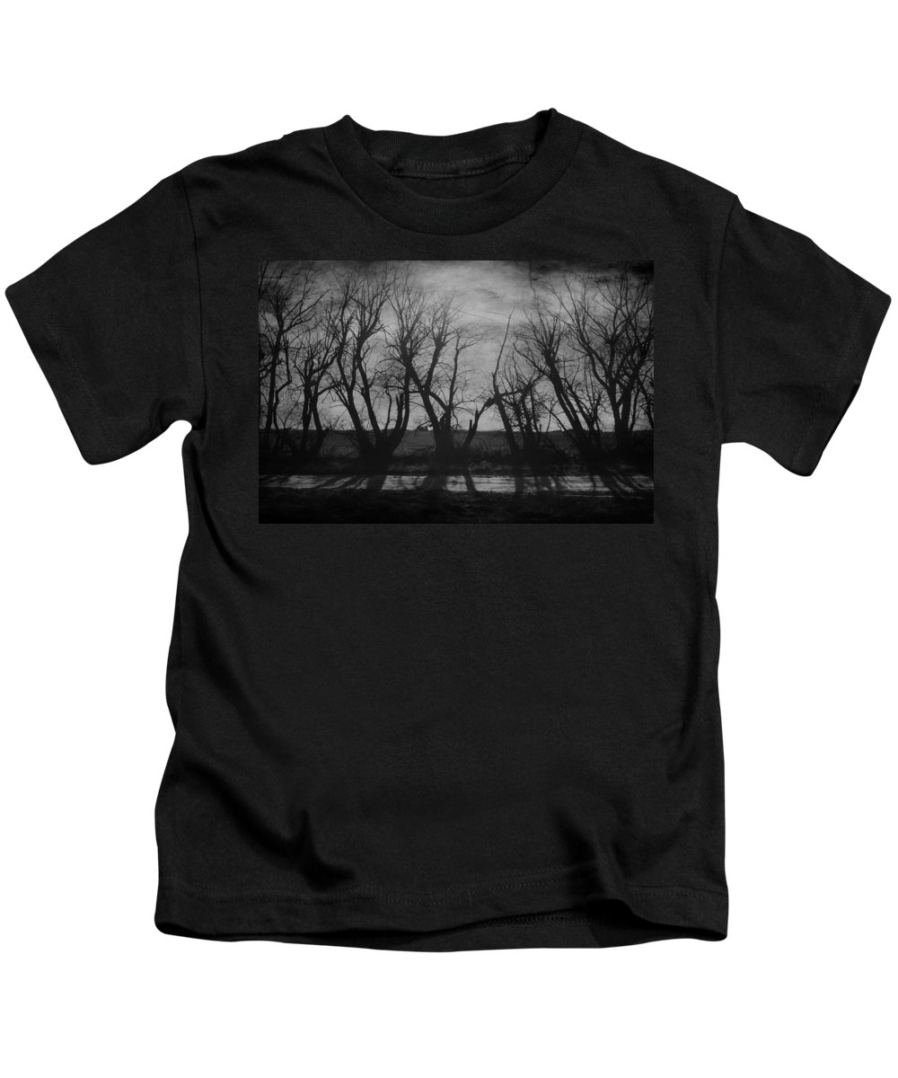 Jerry Cordeiro Kids T-Shirt featuring the photograph Other Side Of The Wind by The Artist Project