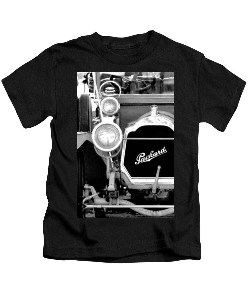 Packard Kids T-Shirt featuring the photograph Packard by Floyd Menezes