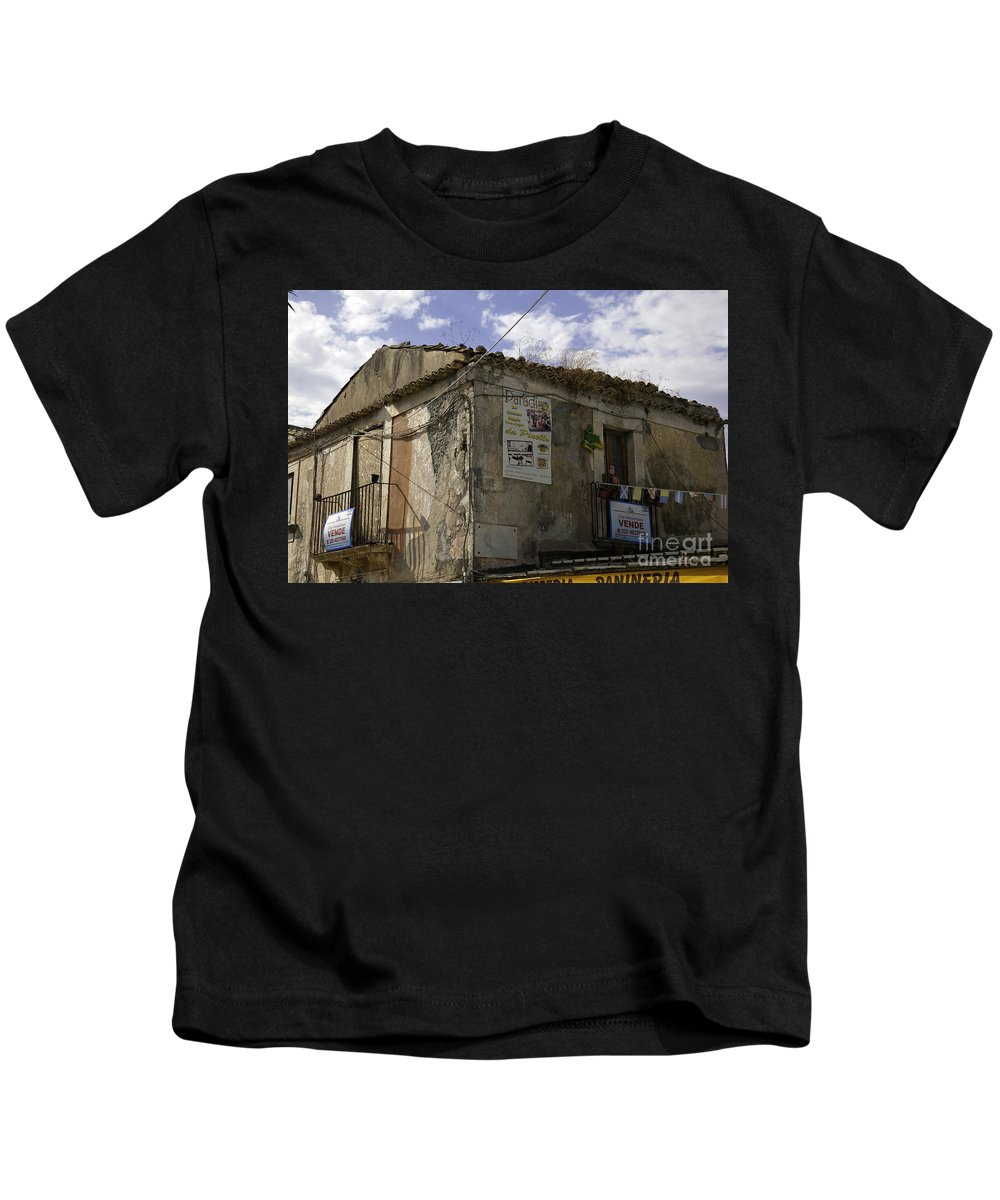 Paradise Kids T-Shirt featuring the photograph Paradise For Sale by Madeline Ellis