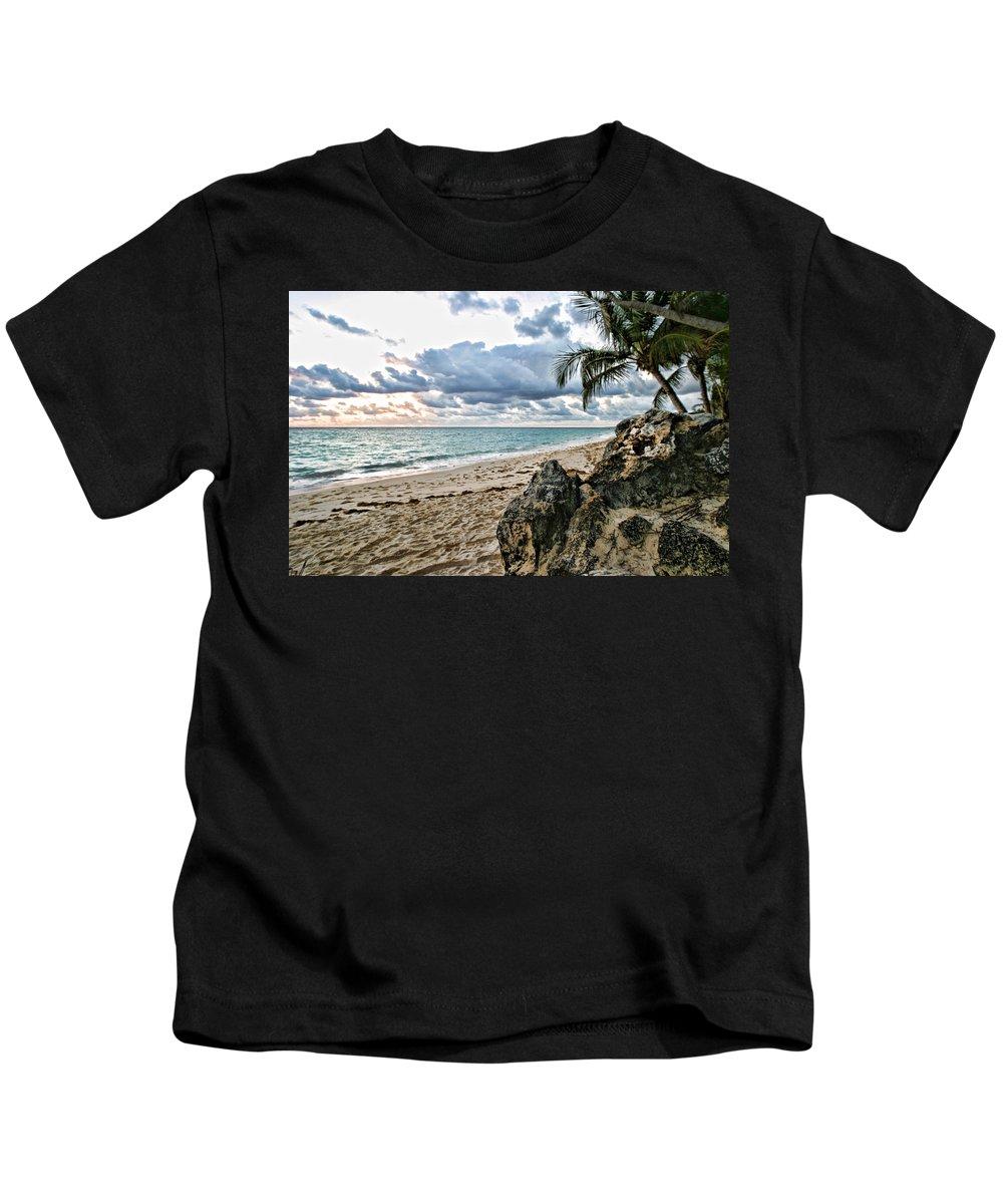 Beach Kids T-Shirt featuring the photograph Quiet Time by Shari Jardina