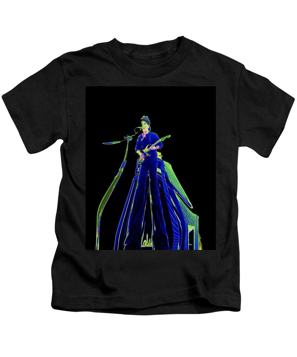 Spirit Kids T-Shirt featuring the photograph Spirit At The Gorge 16g by Ben Upham