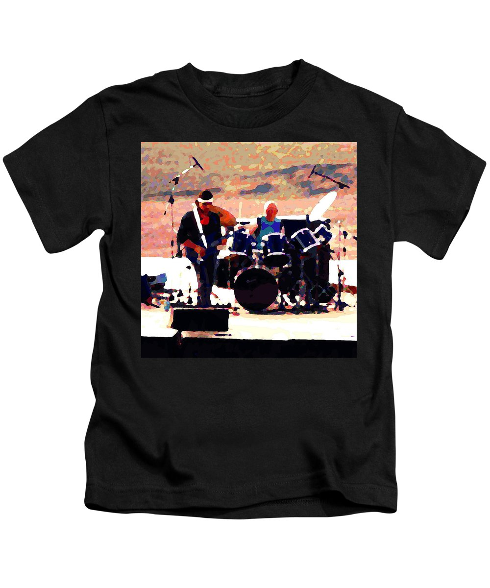 Spirit Kids T-Shirt featuring the photograph Spirit At The Gorge 36a by Ben Upham III