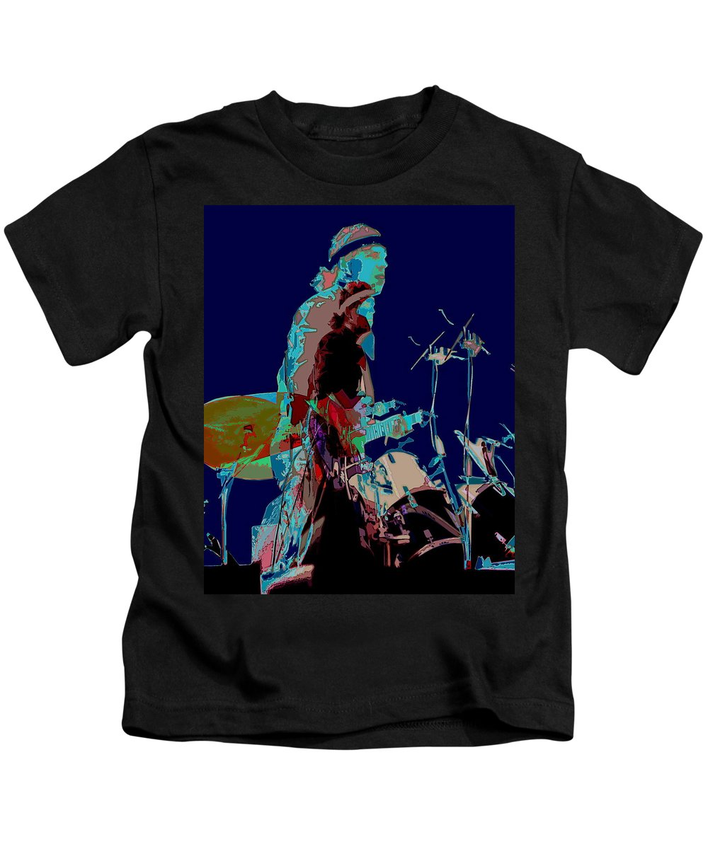 Spirit Kids T-Shirt featuring the photograph Spirit At The Gorge 9h by Ben Upham