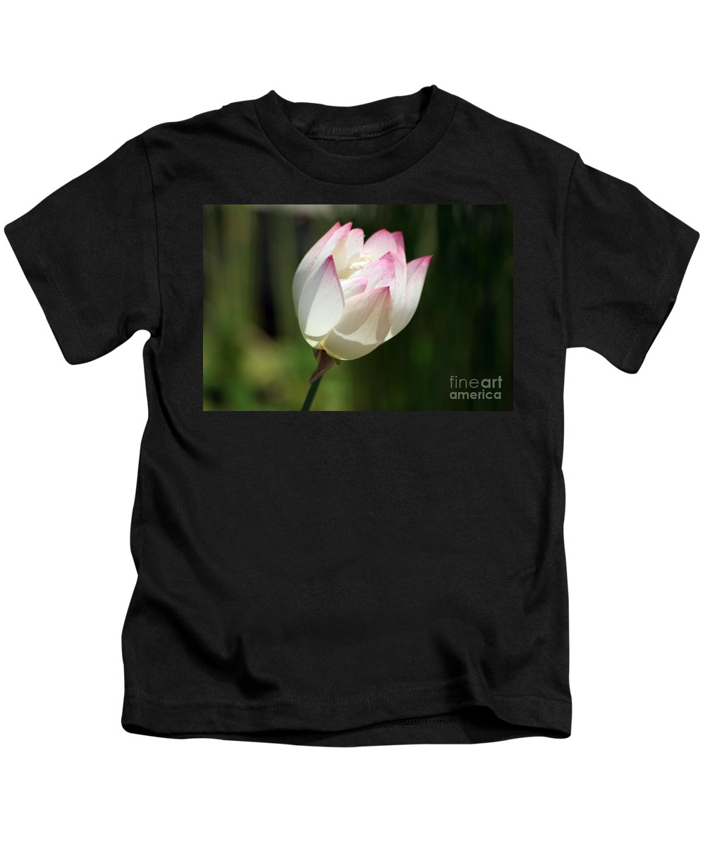 Flower Kids T-Shirt featuring the photograph Sun Kissed by Living Color Photography Lorraine Lynch