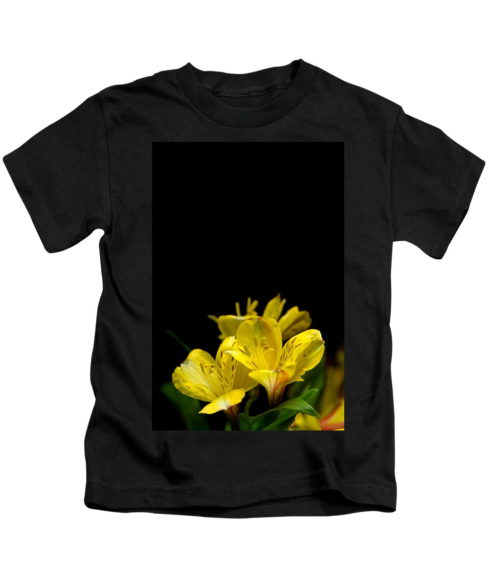 Beautiful Kids T-Shirt featuring the photograph Yellow by Jason Smith