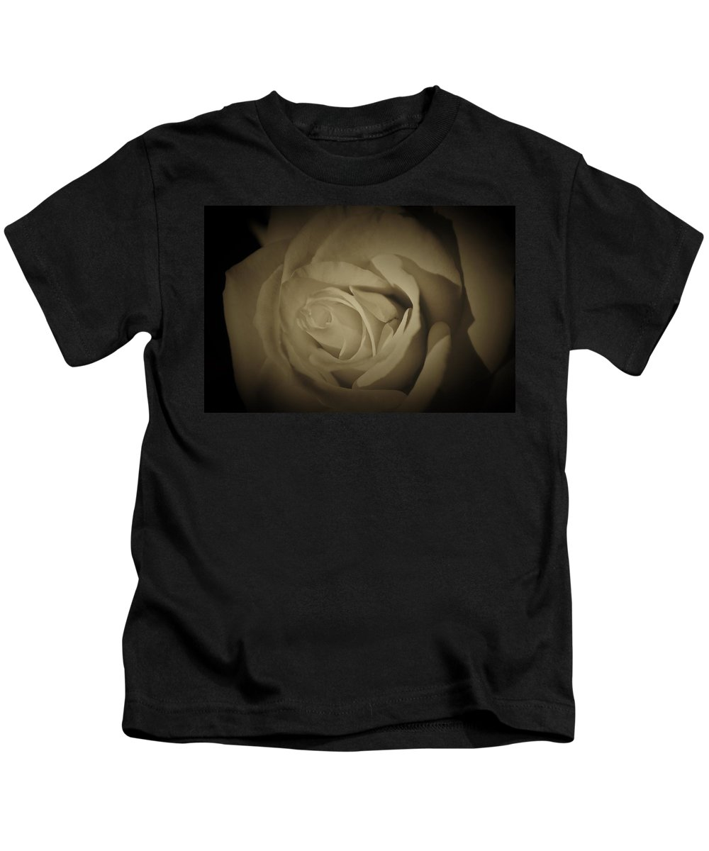 Racism Kids T-Shirt featuring the photograph Color Blind by John Glass