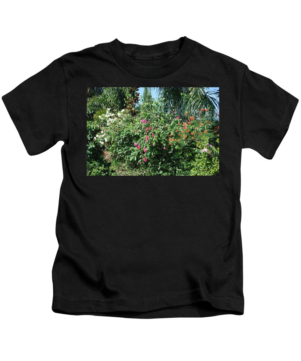 Landscape Kids T-Shirt featuring the photograph Colors by Rob Hans