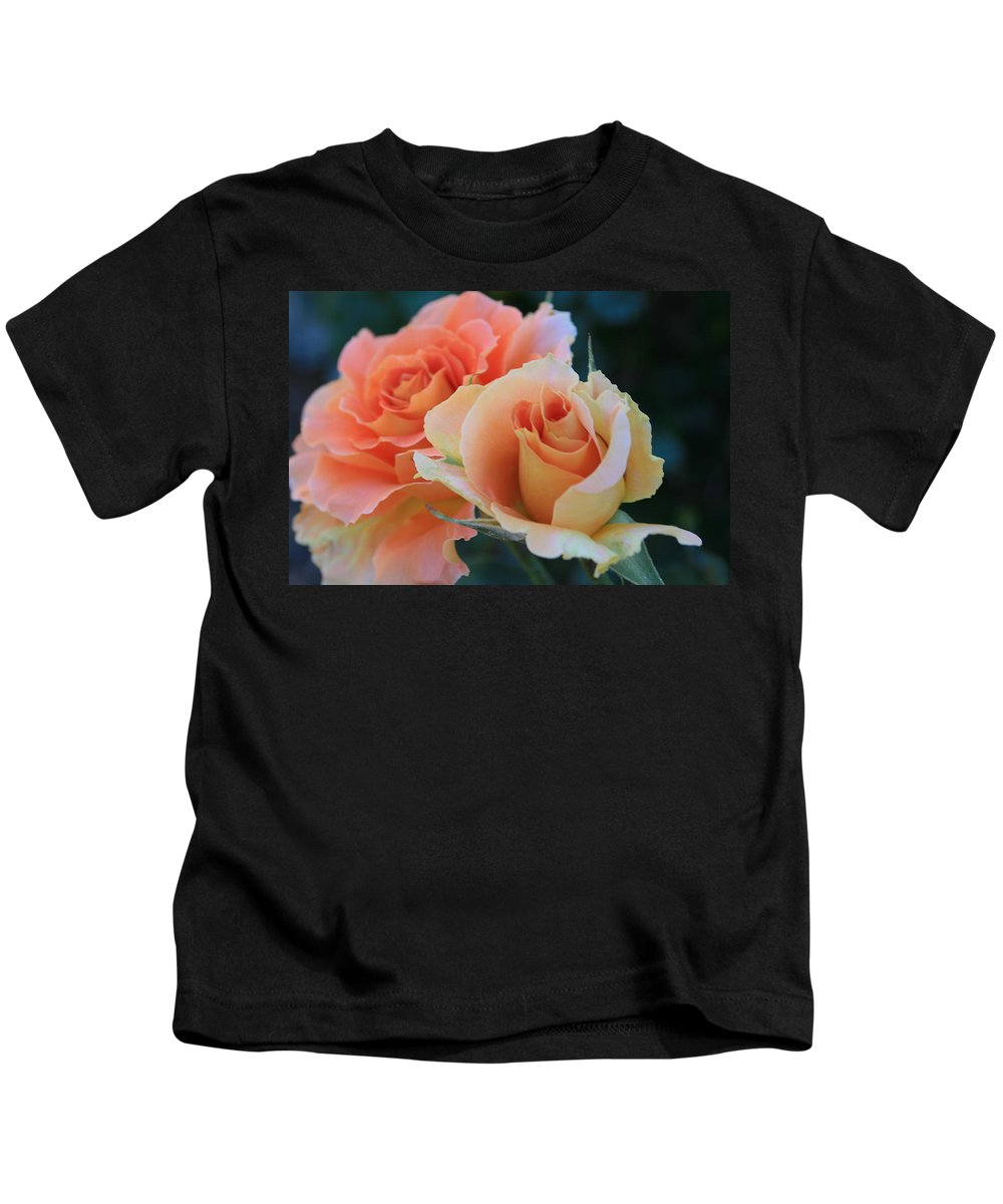 Rose Kids T-Shirt featuring the photograph Jacob by Marna Edwards Flavell