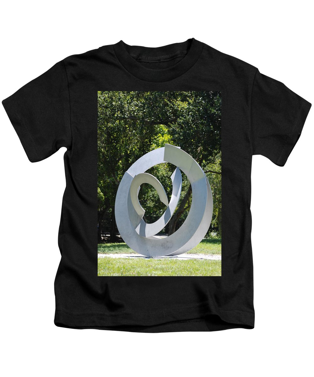 Landscape Kids T-Shirt featuring the photograph Orbs by Rob Hans