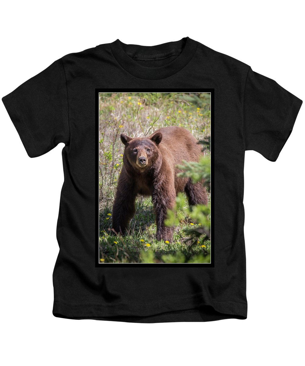 Kids T-Shirt featuring the photograph 13 by J and j Imagery