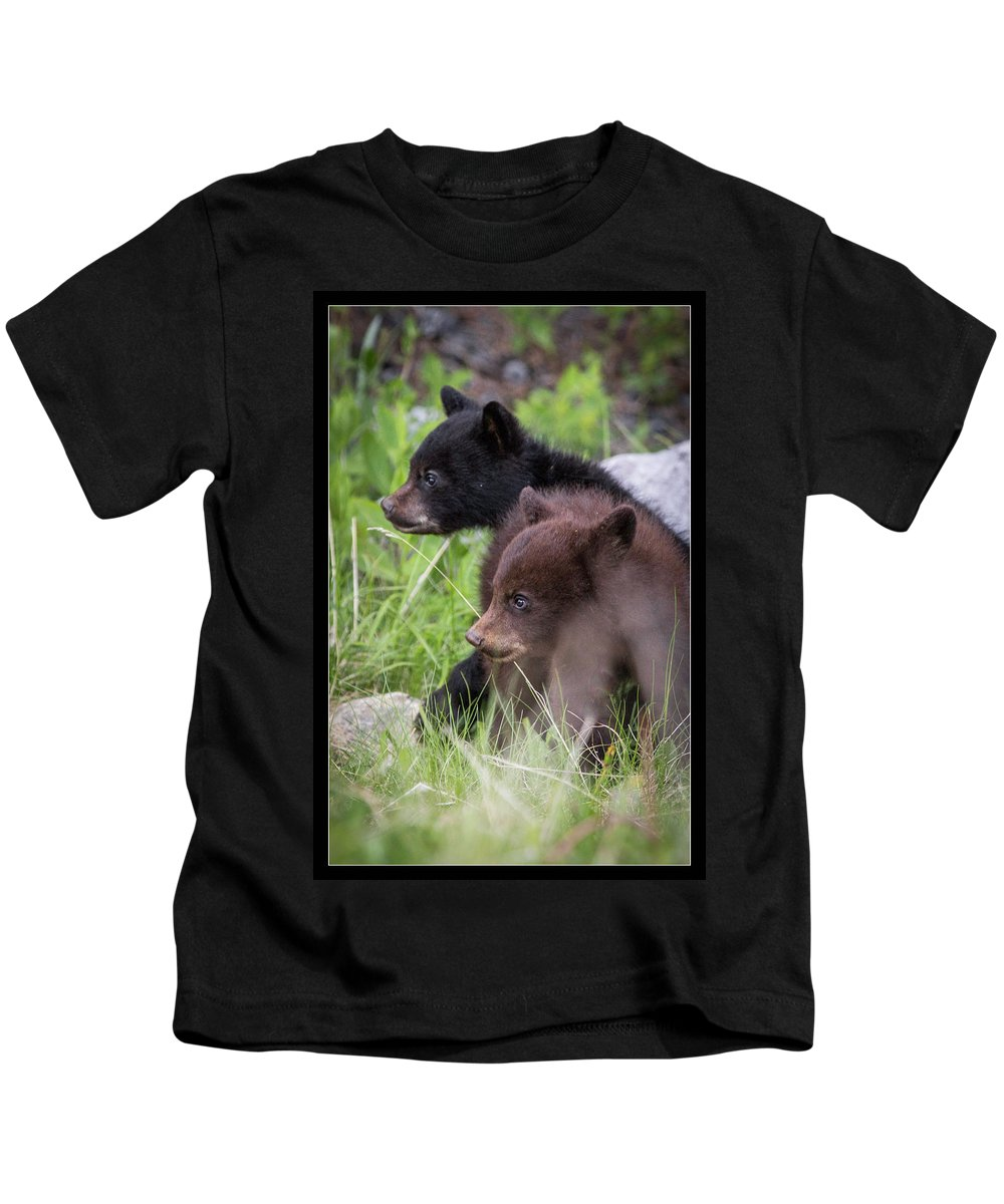 Kids T-Shirt featuring the photograph 15 by J and j Imagery