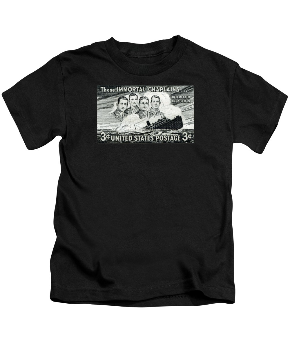 Stamp Collecting Kids T-Shirts