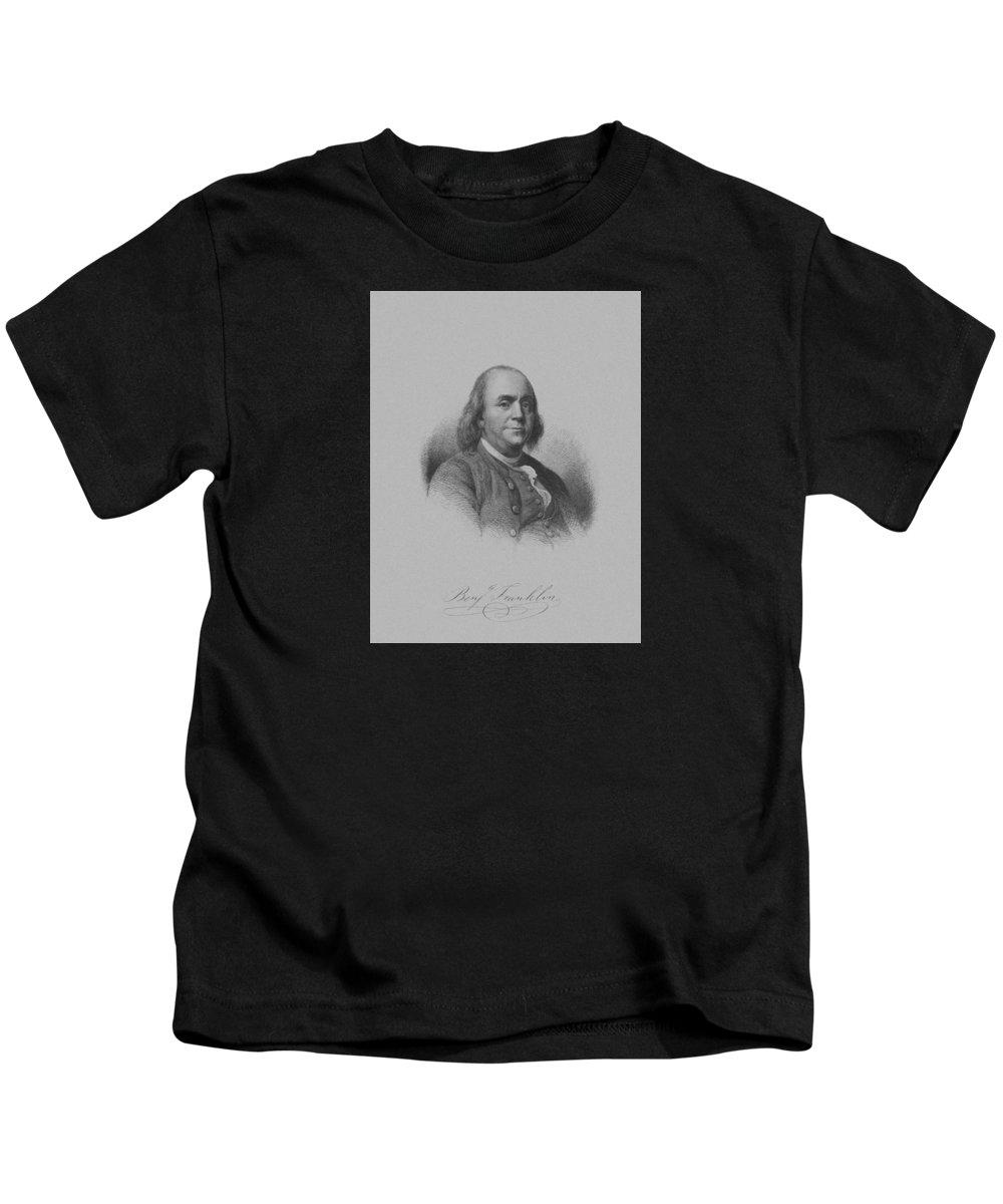 Inventor Mixed Media Kids T-Shirts