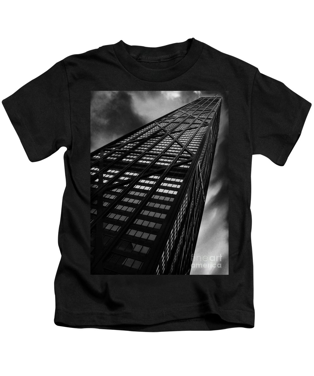 City Kids T-Shirt featuring the photograph Limitless by Dana DiPasquale