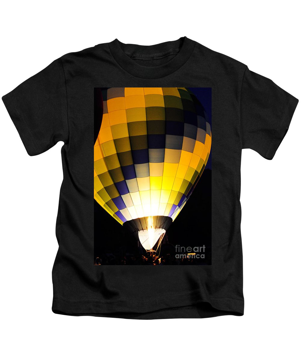 Clay Kids T-Shirt featuring the photograph Glowing by Clayton Bruster