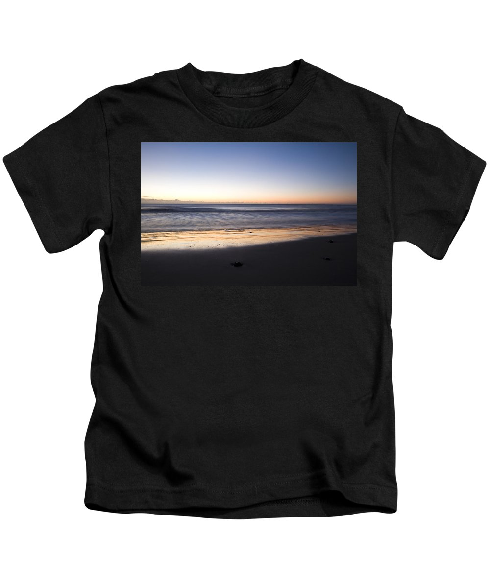 Coast Kids T-Shirt featuring the photograph Irish Dawn by Ian Middleton