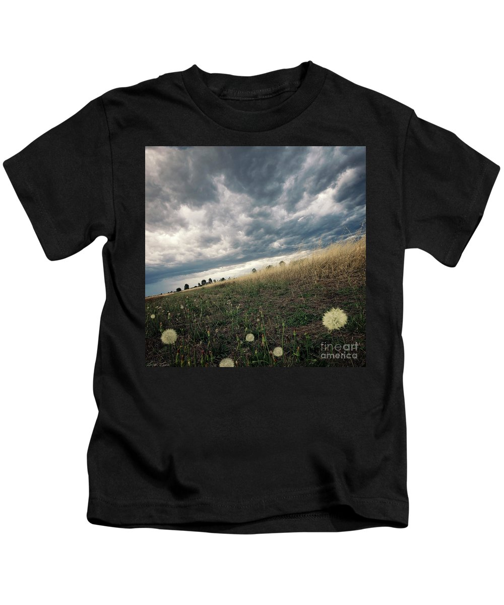 Wide Angle Kids T-Shirts