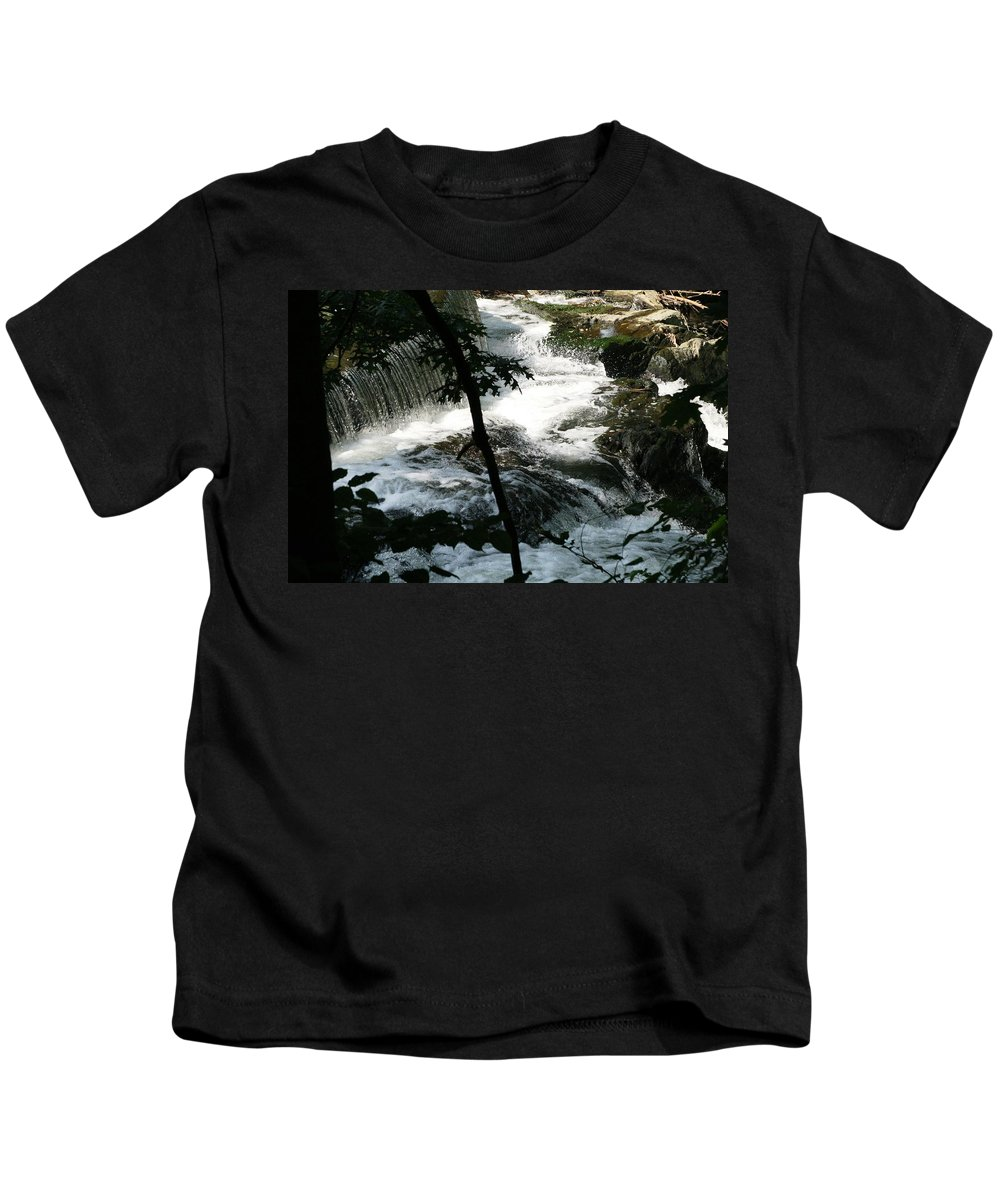 Africa Kids T-Shirt featuring the photograph Africa 2 by Y C