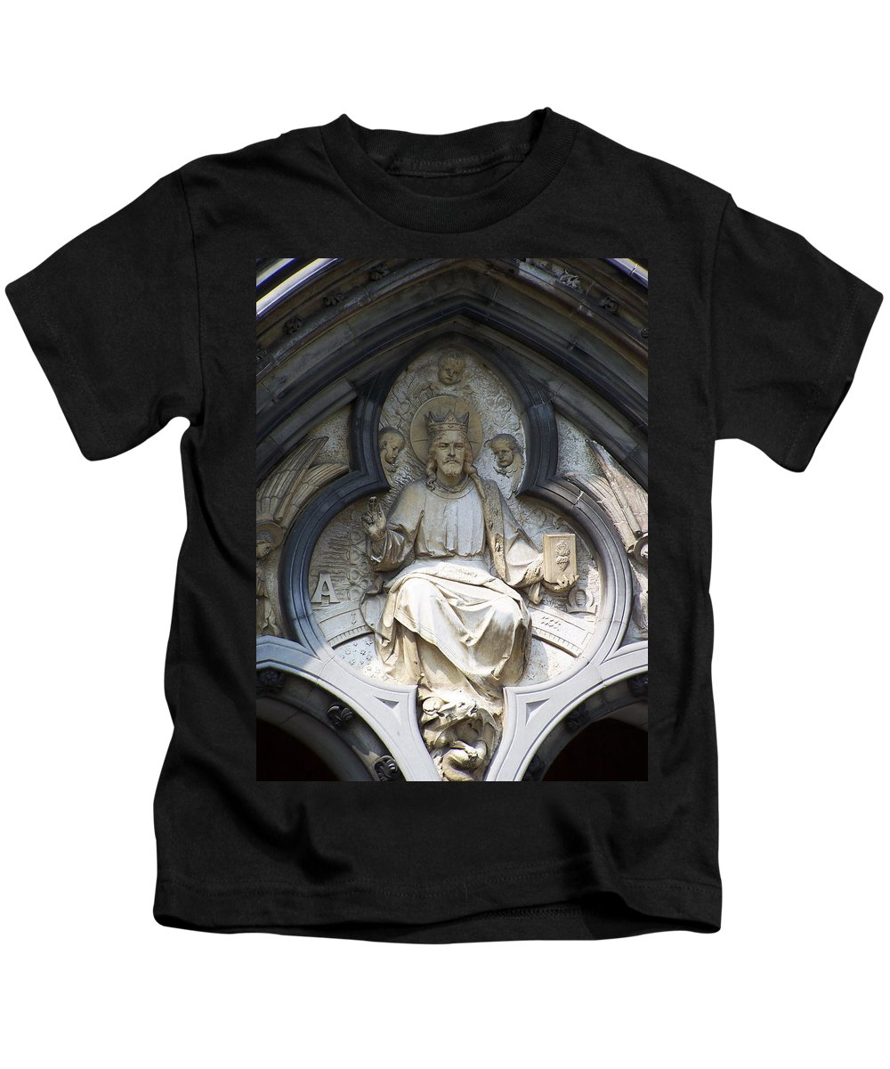 Ireland Kids T-Shirt featuring the photograph Alpha And Omega by Teresa Mucha