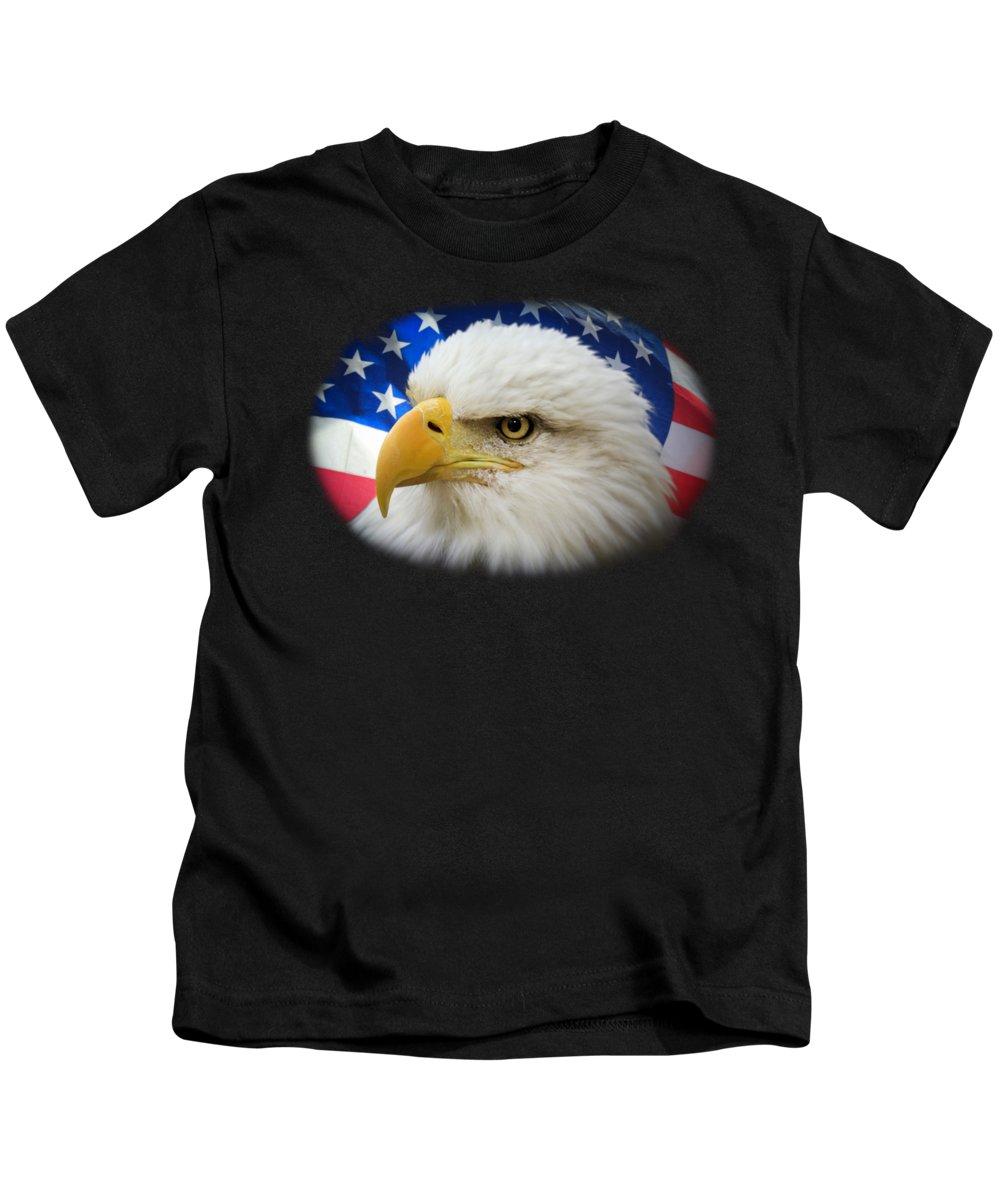 Feather Stars Kids T-Shirts